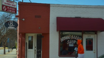 Brown's Barber Shop