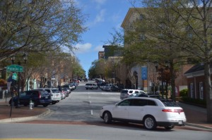 downtown Athens parking |