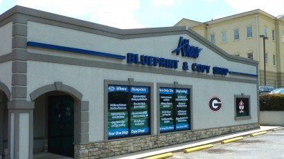 Athens Blueprint & Copy Shop